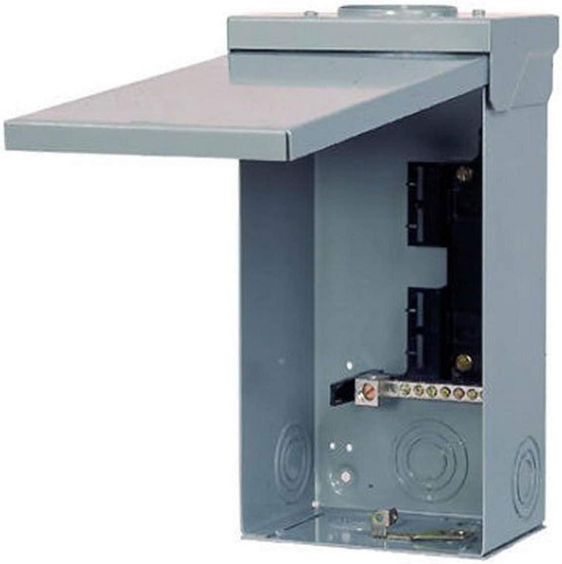 Siemens W0408ML1125U Load Center