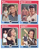 Bull Durham Movie Card Set