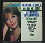Julie London ?- The End Of The World - Lp Vinyl Record