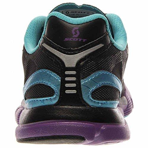 Scott Dames Eride Flow Sneakers Zwart