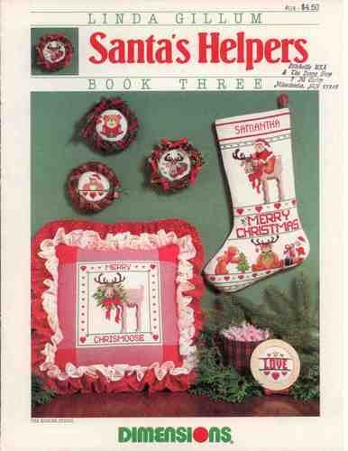 Santa's Helpers Book Three