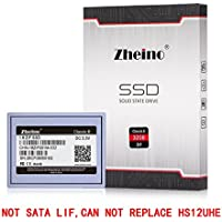 Zheino 1.8 Inch Zif /Ce 40Pins 32GB MLC SSD Solid State Drive 5mm