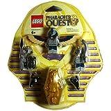 LEGO 853176 Pharaoh's Quest - Minifiguras egipcias con accesorios