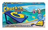 Ideal Chuck-O Splash Classic Bean Bag Toss Game with Floating Waterproof Gameboard Platform