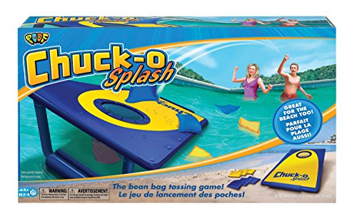POOF Pool Toys Chuck-O Splash