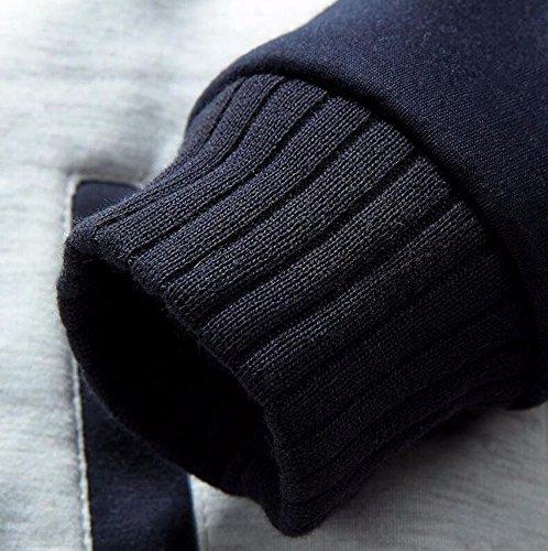 TWD Daryl Dixon Hoodie Sweatshirt Cosplay Fleece Sweatshirt Plus Velvet Hoody Coat Jacket L by Cosfunmax (Image #4)
