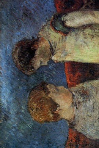 """Read Online """"Aline Gauguin and One of Her Brothers"""" by Paul Gauguin: Journal (Blank / Lined) (Art of Life Journals) pdf epub"""