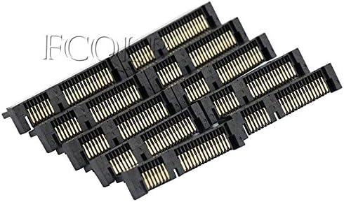 FCQLR 10 pcs Hard Drive Connector Compatible for HP EliteBook ...
