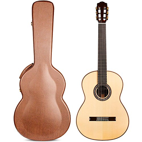 Cordoba C12 SP Acoustic Nylon String Modern Classical Guitar (Flamed Arch Top)