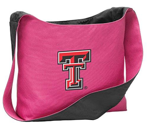 Broad Bay Texas Tech Tote Bag Cute Texas Tech Red Raiders Shoulder Bag Sling Style