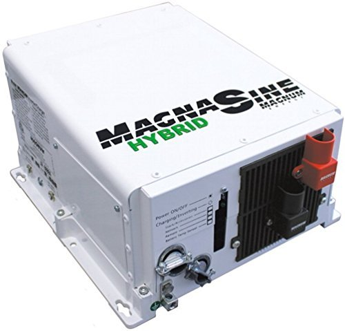 Magnum-Energy-MSH3012M-MSH-Series-3000W-12VDC-Pure-Sine-Hybrid-Inverter-Charger-Transfer-relay-capability-60-AAC-Five-stage-charging-capability-Overcurrent-protection-Overtemperature-protection
