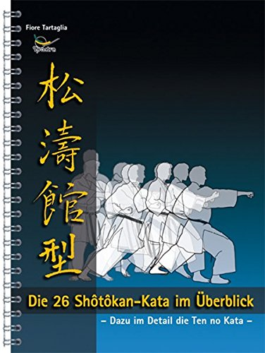 Die 26 Shotokan-Kata im Überblick: Dazu im Detail die Ten no Kata