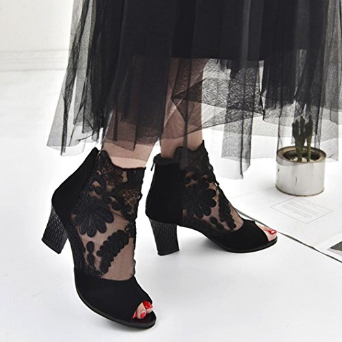 Party Loafers Casual Leather Women Shoes Ba Soft Fashion Heels Sneakers 2 Lace Shoes Shoes Zha Ankle Platforms Single Flats Party Vintage Women Zip Ladies Single Size Boots Ladies Open Black 8 5 Toe OSp5wW4zq