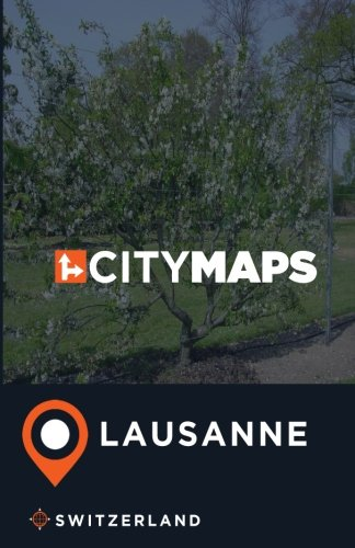 City Maps Lausanne Switzerland