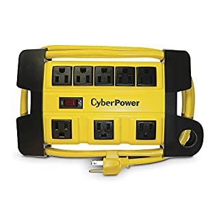CyberPower DS806MYL Heavy Duty Power Strip 8-Outlets 6-Foot Cord (B01JHTRTTY)   Amazon Products