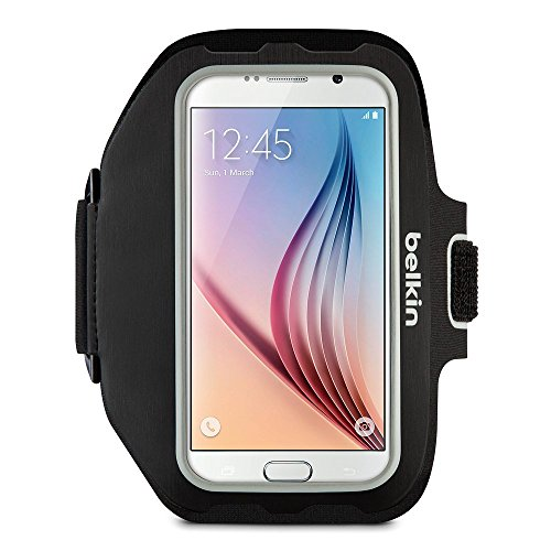 - Belkin Sport-Fit Plus Armband for Samsung Galaxy S7 (Black)