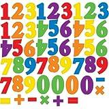 RoomMates RMK1280SCS Primary Numbers Peel & Stick Wall Decals