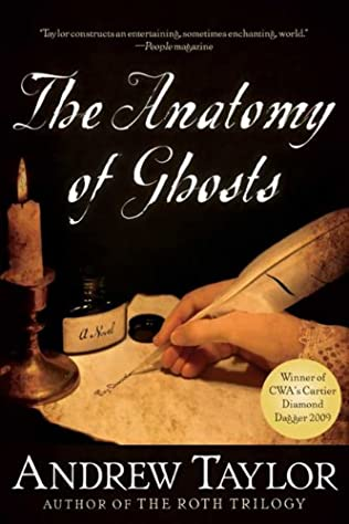book cover of The Anatomy of Ghosts