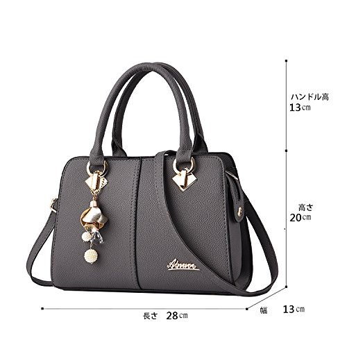 Tisdaini Bag Female Messenger Big gray Fashion Bag Ladies Dark Shoulder Handbag New Wallet Splicing BaySgrvcB8