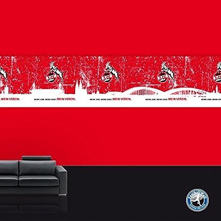 Fc Koln Rot Border  Cm X   Cm