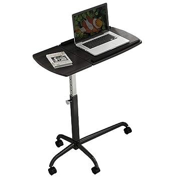 stts Lazy Table- Carrito de la Bandeja y del proyector del Ordenador portátil, Carro