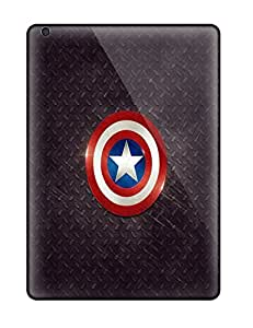 Fashionable BeXYLeT1202OFHjn Ipad Air Case Cover For Captain America Shield Protective Case