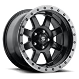Fuel Offroad Wheels D551 17x8.5 TROPHY 6x135 BD5.00 06 87.1 Matte Black