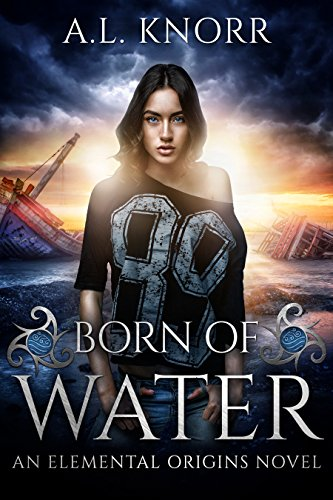 Everything you thought you knew about mermaids is wrong.  Born of Water: An Elemental Origins Novel by A.L. Knorr