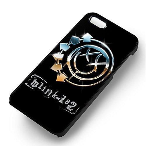 6 Arrows Blink 182 pour Coque Iphone 6 et Coque Iphone 6s Case (Noir Boîtier en plastique dur) J1C3RV