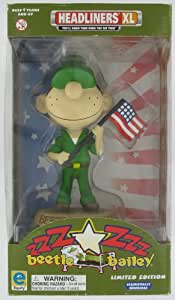 Beetle Bailey Limited Edition Figure by Headliners XL by Equity Marketing