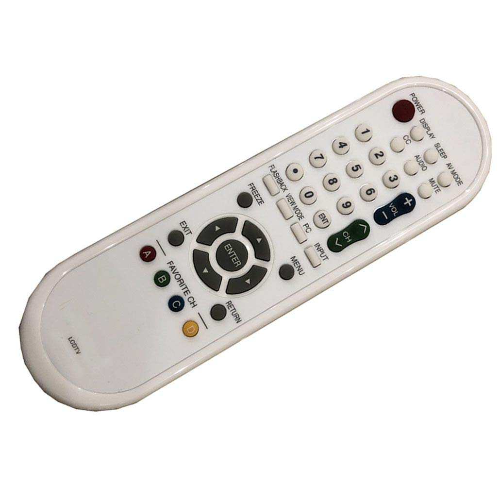 Easy Replacement Remote Control Fit for Sharp LC-37D62U LC-37DB5U ...