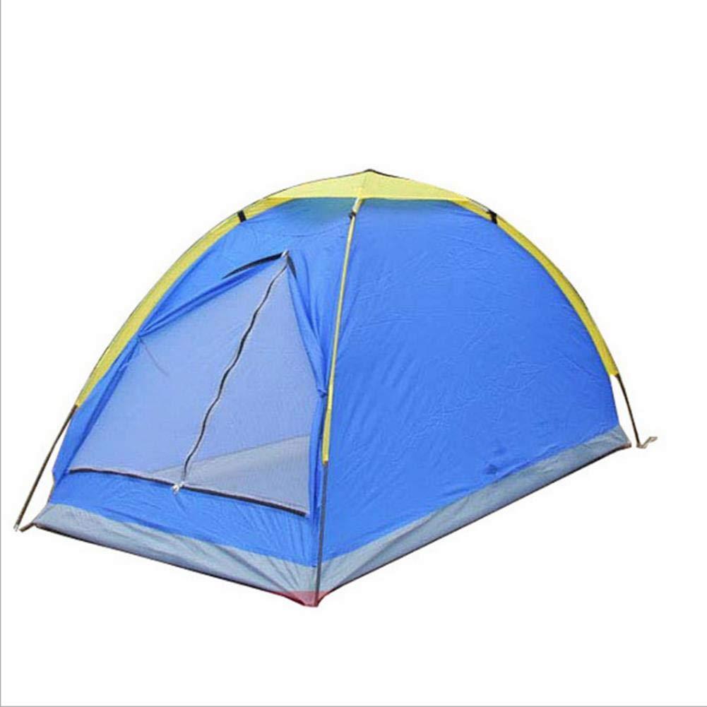 ZWGYQ Campingzelt Einzellagiges Zelt Outdoor Freizeit Reise Zelt