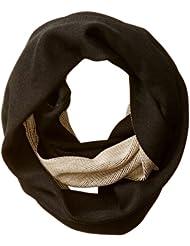(新低)Calvin Klein卡尔文女款围巾 Zebra Knit Scarf $29.00