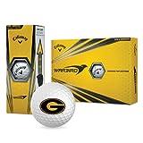 Grambling State Callaway Warbird Golf Balls 12/pkg 'Official Logo'