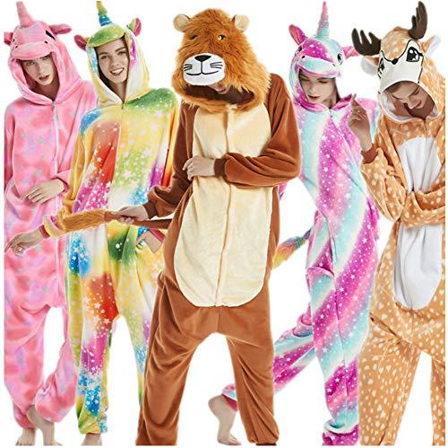 Xmas Variété Style1 Et Styles De Animaux Unisexe Tailles style3 Cadeau Costumes m Pyjamas Cosplay Homesave Adulte wqg84Y8f