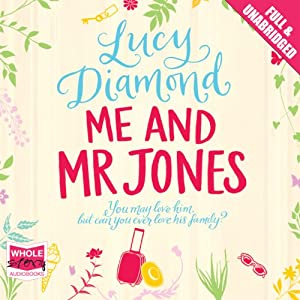 Me and Mr Jones Audiobook