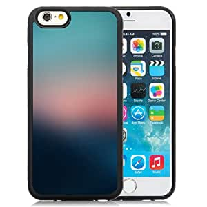 Unique Designed Cover Case For iPhone 6 4.7 Inch TPU With F Night City Ew Light Gradation Blur Wallpaper Phone Case