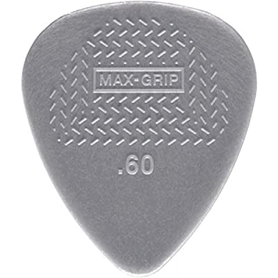 Dunlop Max-Grip Nylon Standard Guitar Picks from Dunlop