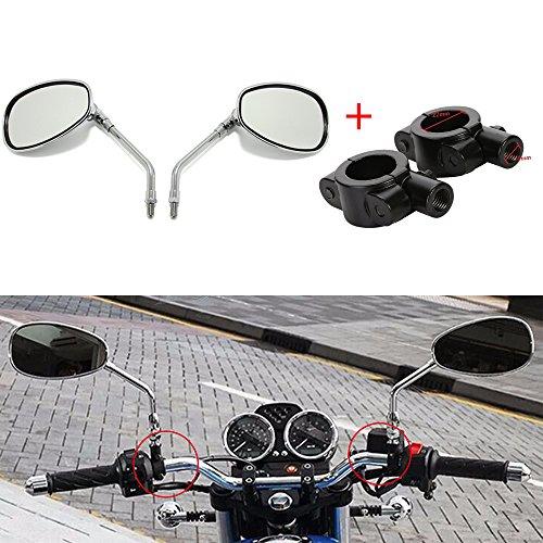 Motorbike Wing Mirrors - 1