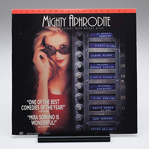 Woody Allen: Mighty Aphrodite [LASER DISC]