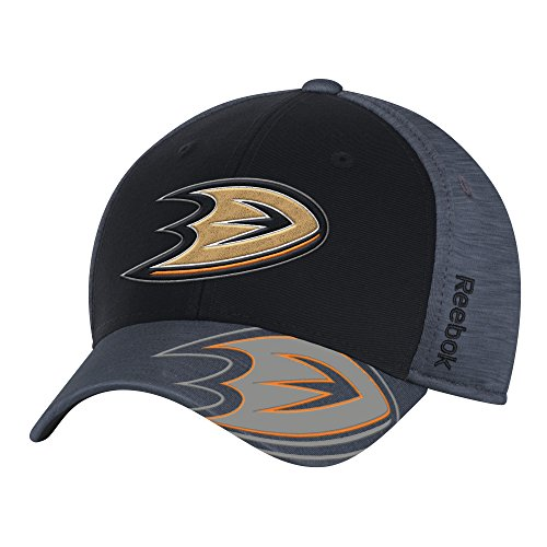 NHL Anaheim Ducks Men's Playoff Team Cap, Black ,Large/X-Large