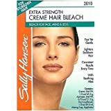 Sally Hansen Creme Hair Bleach Extra Strength For Face & Body (6 Pack)
