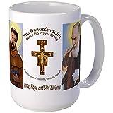 CafePress - Logo - Coffee Mug, Large 15 oz. White Coffee Cup