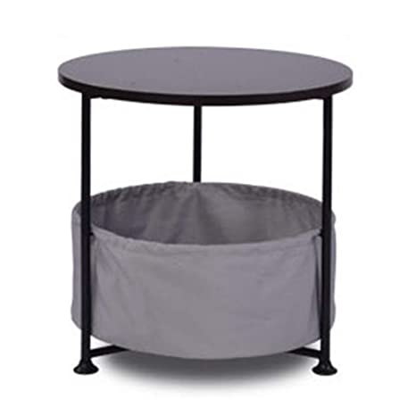 Surprising Amazon Com Ybriefbag Home Sofa Side Table Storage Basket Machost Co Dining Chair Design Ideas Machostcouk