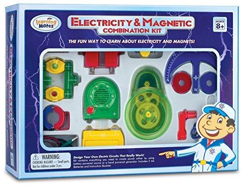 Electricity [並行輸入品] Combination and Magnetic Combination Electricity Kit [並行輸入品] B01K1X529O, シジョウナワテシ:a2ca77af --- publishingfarm.com