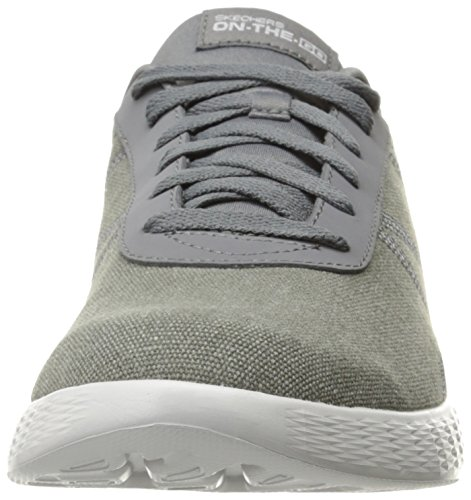 Skechers On-the-Go Glide-Eaze, Zapatillas para Hombre Gris (Char)