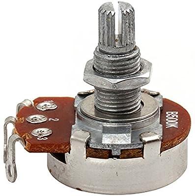 Original B500 K potenciómetro de splitshaft, volumen o tono B500 K ...