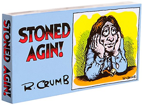 Fliptomania R. Crumb Flipbook - Stoned Agin! for sale  Delivered anywhere in USA