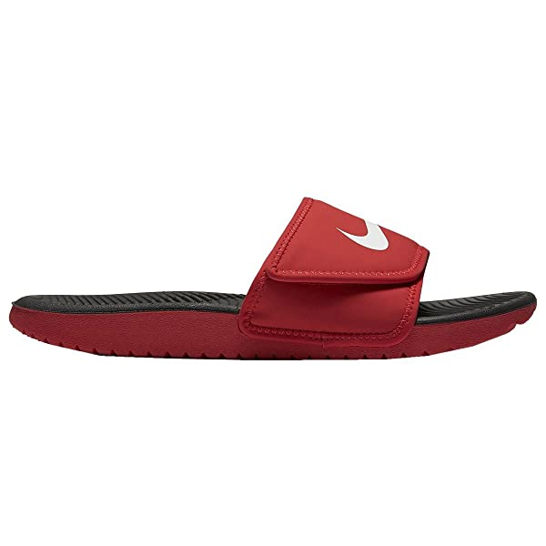 Nike Youths Kawa Adjust Pink Synthetic Sandals 36 EU hLHkV3
