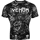 Venum Art Rash Guard - Short Sleeve - for Men - Fitness No-Gi BJJ Gym Crossfit